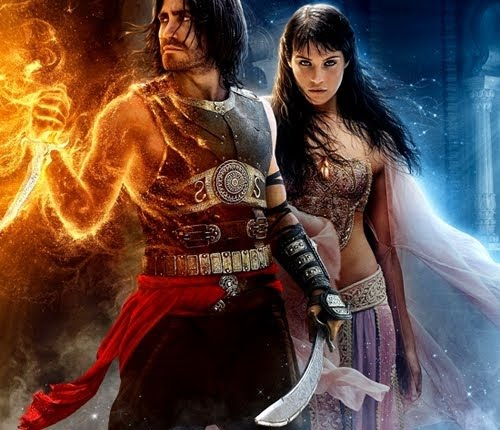 Prince of Persia Princess Tamina : Teaser Trailer