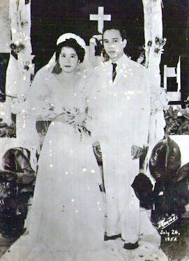 Consuelo Quero & Antonio C. Estrada UCCP-Wedding