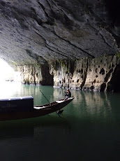 Phong Nga Cave's now Toothless Mouth