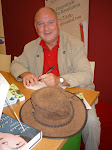 Louis de Bernières, Author of Captain Corelli's Mandolin