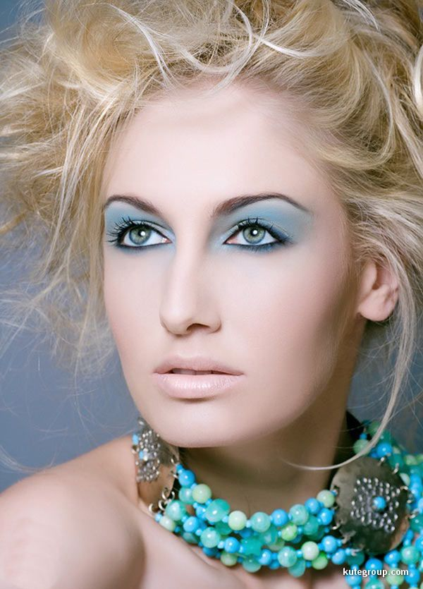 crazy makeup styles. Makeup is a way to highlight