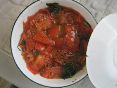 Bonjour Tartine: Tomato-Spinach Bisque