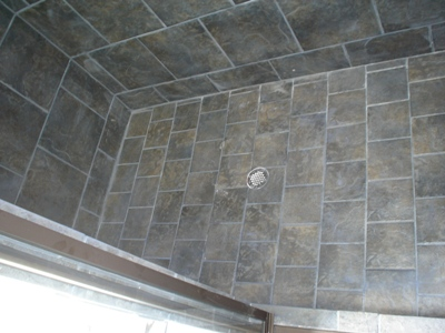 Bathroom Floor Tile, Bathroom tile ideas pattern tiling a bathroom