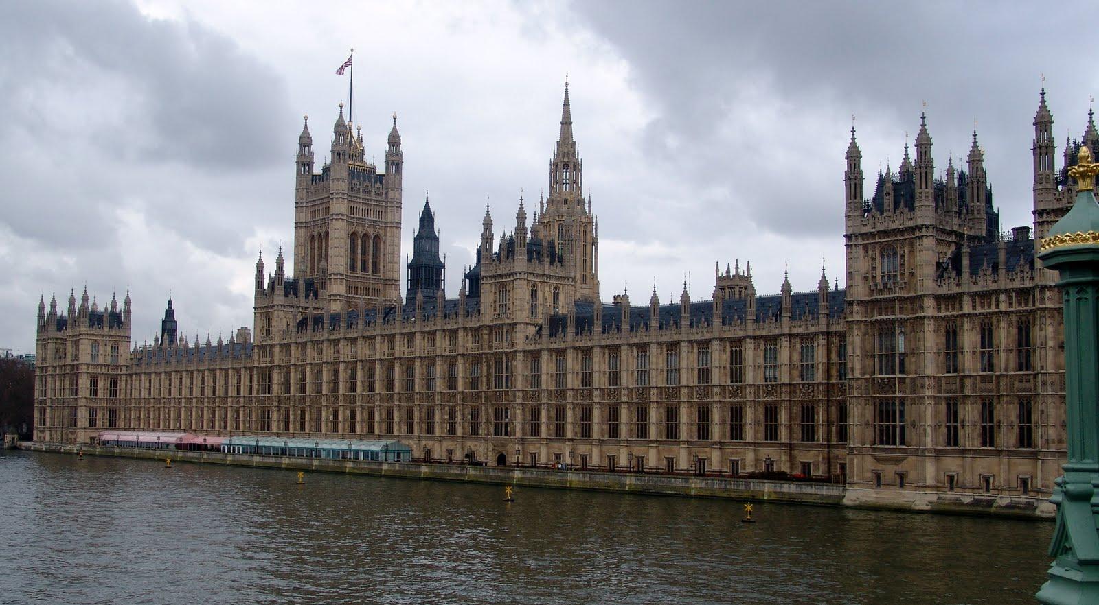 Paisaje parlamento ingles for Foto del parlamento