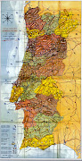 Pela mão amiga de Lourdes Féria, acabo de receber esta prosa de José António . (mapa de portugal)