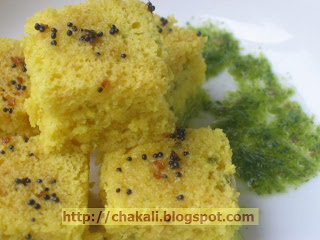 Khaman Dhokla, Dhokla recipe, Gujarathi Dhokla, Instant Dhokla recipe, Recipe for Dhokla, Gujarati snacks, Indian Snack, Snacks recipe, Instant snacks recipe