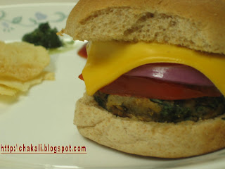 Moong pattie, moong patty, veg moong burger, veggie burger, indian burger