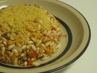 Chat Food, Bhelpuri, Bhel, Bombay Bhel