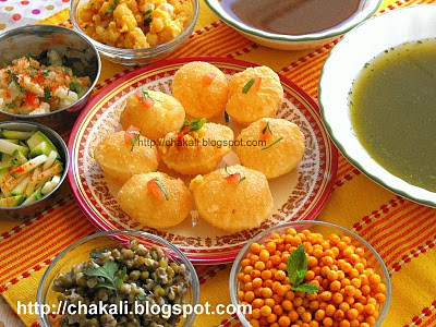 pani puri recipe, puri for pani puri, golgappa recipe, puchka recipe