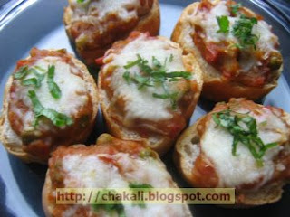 pavbhaji bites, target, pavbhaji recipe, pav bhaji snacks, leftover pavbhaji, bhaji pav, mumbai street food, instast snack