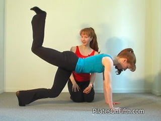 Pilate simplified for abs and core