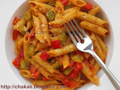 pasta recipe, homemade pasta recipe, Italian, Italian penne