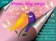 "Sumo otro ""Premio Blog Amigo"""