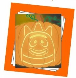 Dora the Explorer Pumpkin Stencils - Pumpkin Carving Patterns and