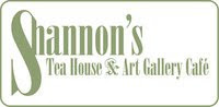 6. Shannon's Tea House