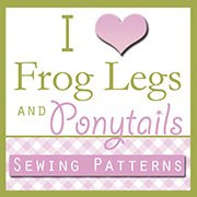 Add a frog legs and ponytails badge to your blog - click here!