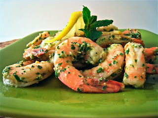 Shrimp+with+Citrus+Pesto A Box Full of Crayons   Shrimp with Citrus Pesto