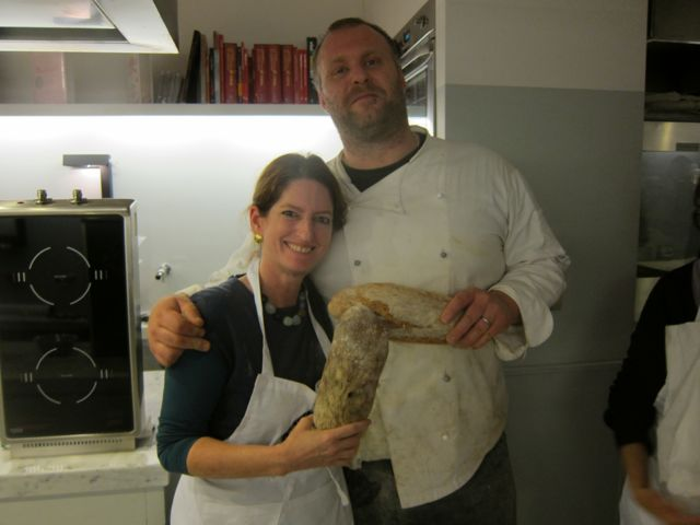 bread making with gabriele bonci rome
