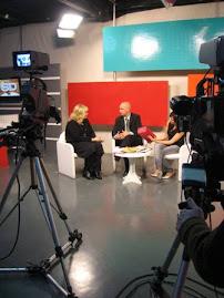 Silvia Ramos de Barton entrevistada por el Canal Somos Norte