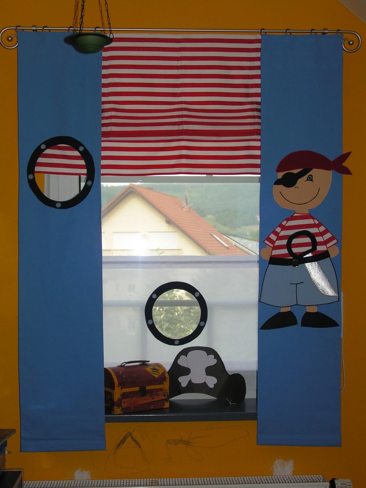 Mimi muffin piraten und ihre zimmer - Piratenzimmer deko ...