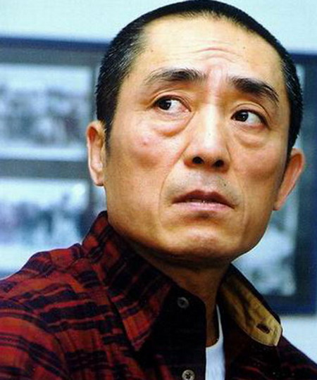 chinese movie director zhang yimou
