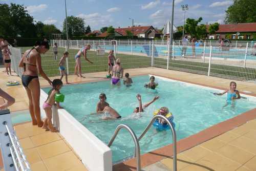 La piscine d 39 aulnois sous laon saison 2009 for Piscine 5 juillet