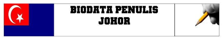 Biodata Penulis Johor