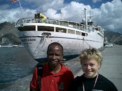 Emmanuel & I 2004