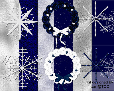 Midnight Snow Kit-click to enlarge
