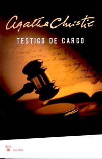 Testigo de Cargo - Agatha Christie