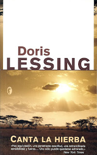 Canta la Hierba - Doris Lessing