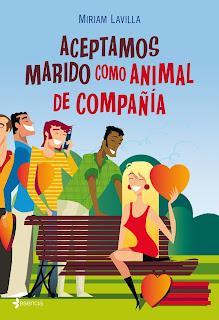 Aceptamos Marido como Animal de Compañía - Miriam Lavilla
