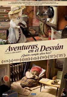 Aventuras en el Desván