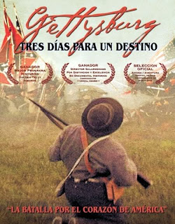 Gettysburg, Tres Das para un Destino