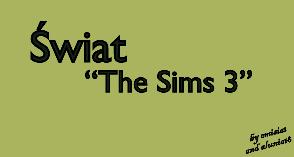 Świat The Sims 3
