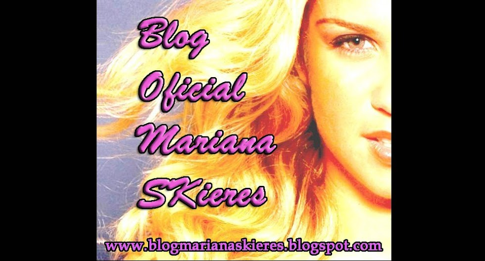 Blog Oficial Mariana Skieres