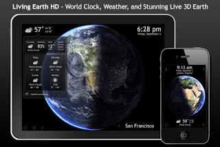 Living Earth HD IPA App Version 1.04