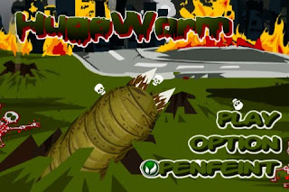 HugeWorm IPA Game Version 1.1.0