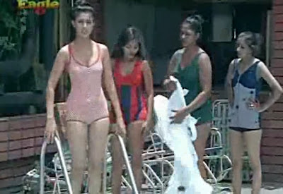 masala dose poonam dhillon shows her curves in swimsuit