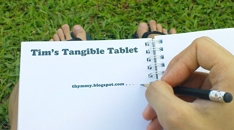 Tim's Tangible Tablet