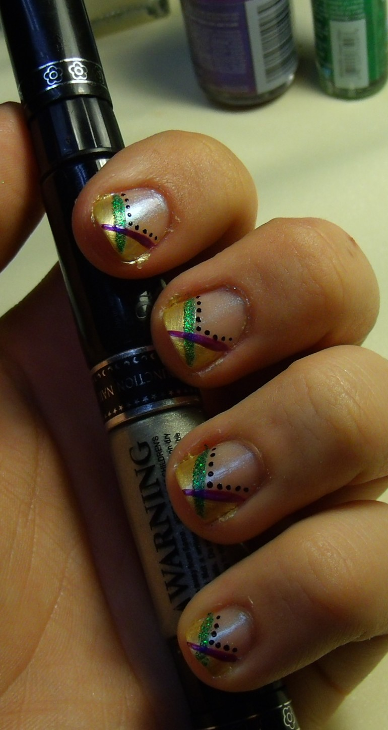 Nail Art Ideas » Migi Nail Art Pens - Pictures of Nail Art Design Ideas
