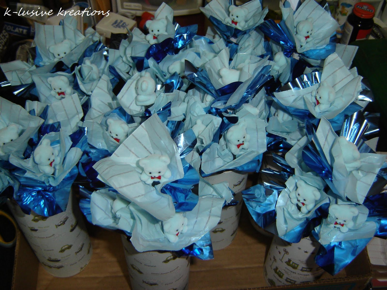K Lusive Kreations Baby Shower Galore
