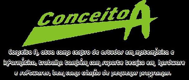 CONCEITO A
