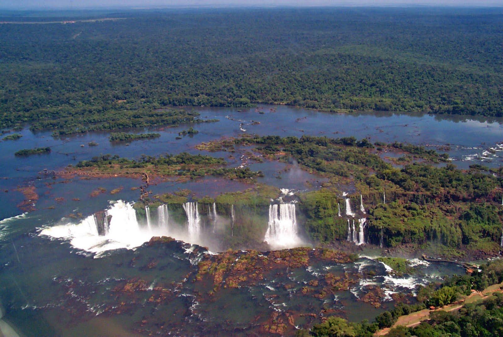 pronunciation of iguazu falls