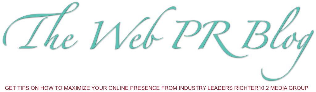 The Web PR Blog