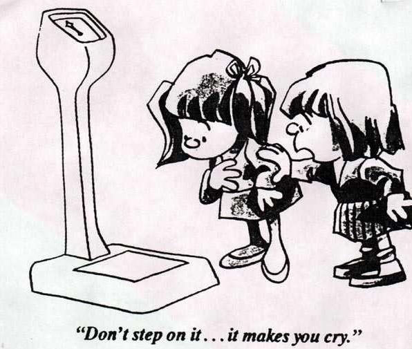Weight Loss Jokes