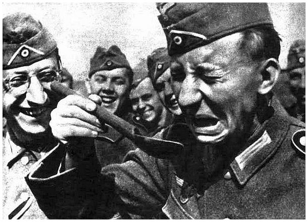 HISTORY IN IMAGES: Pictures Of War, History , WW2: Rare funny ...