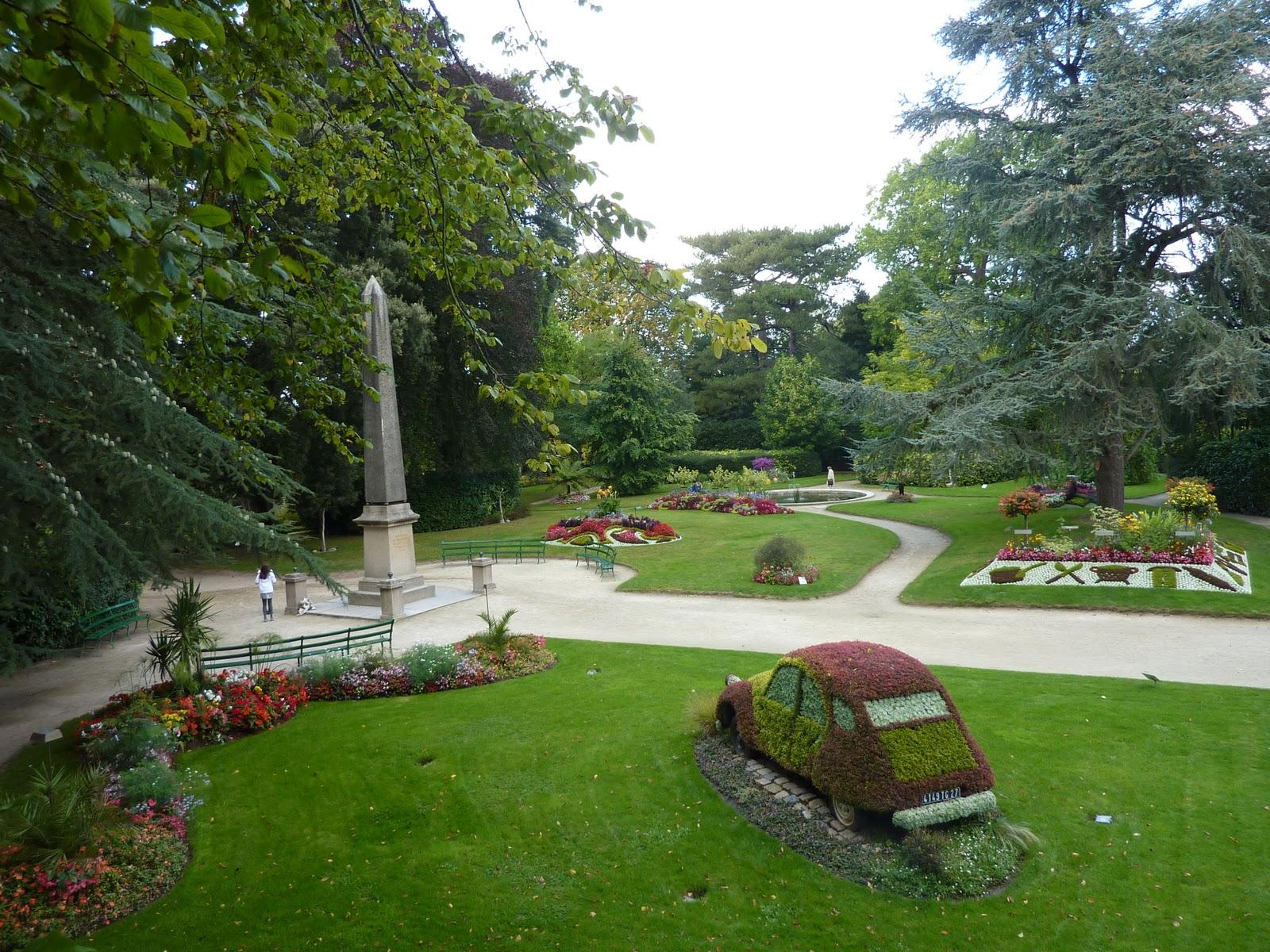 123 soleil cm1 ann e 1011 jardin des plantes for Jardin les plantes