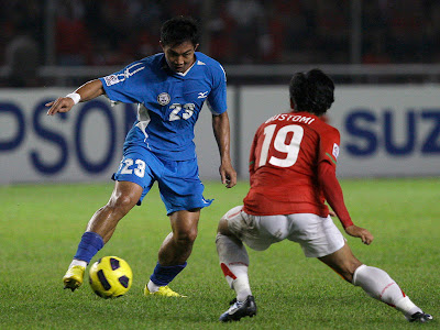 Foto Pertandingan Indonesia vs Filipina