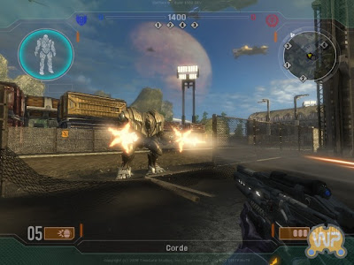 Section 8 New Screenshots (PS3/X360/PC) at console price
